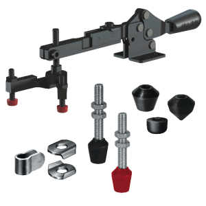 MANUAL CLAMP ACCESSORIES