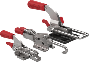DESTACO PULL ACTION LATCH CLAMPS