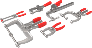 DESTACO SQUEEZE ACTION PLIER CLAMPS